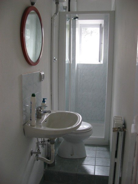 Kokku v i lahku lindert 39 s blog for Small bathroom designs bloggers